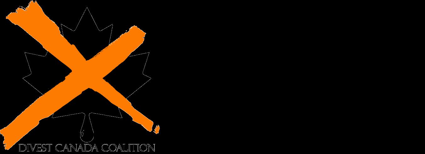 Divest Canada Logo